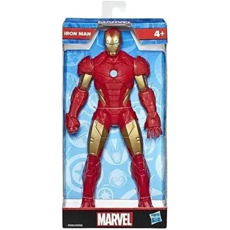 Boneco Homem de Ferro Olympus E5582 - Hasbro