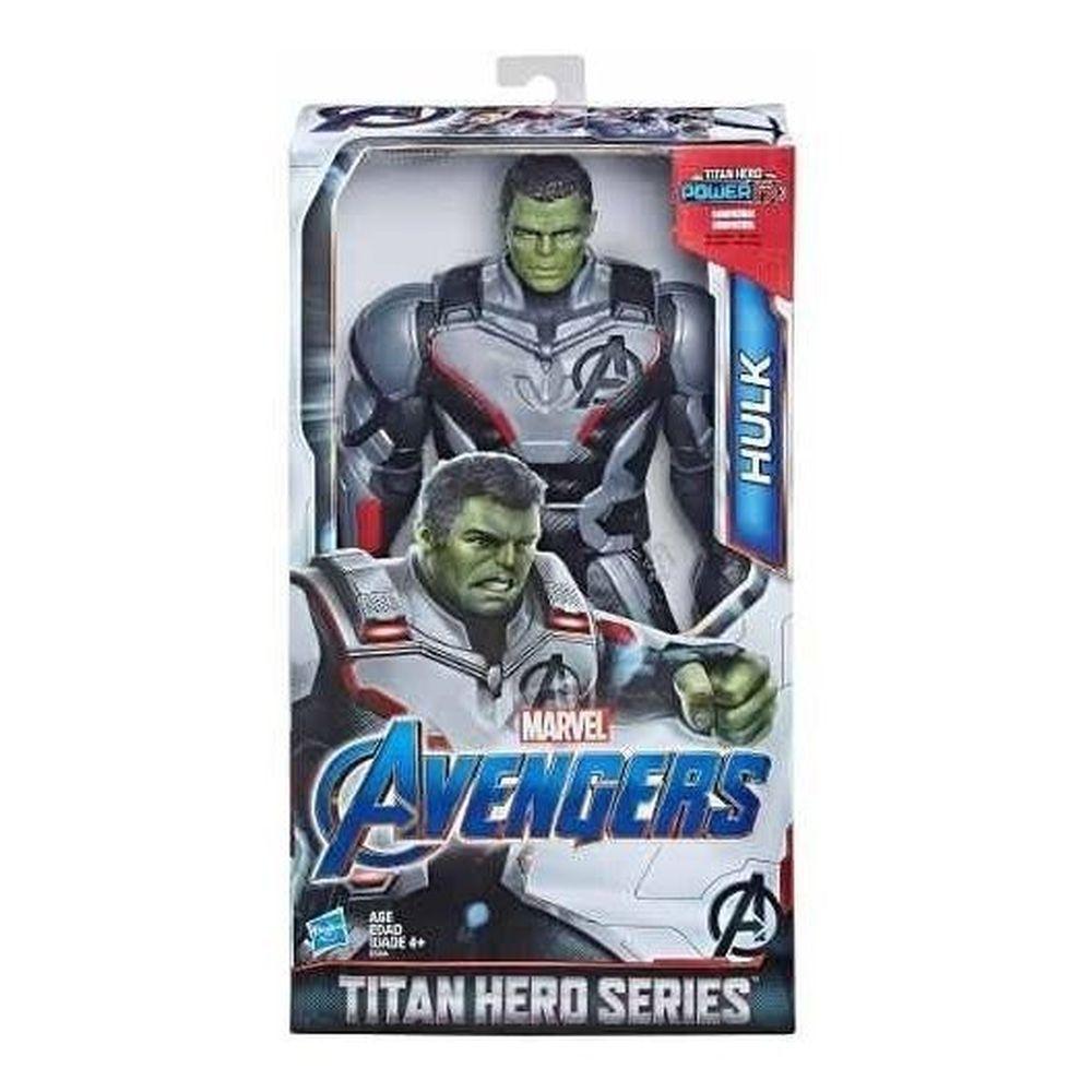 Boneco Incrivel Hulk 30cm Vingadores Ultimato E3304 - Hasbro