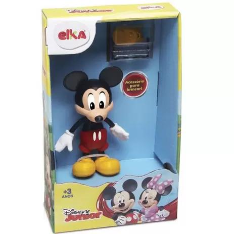 Boneco Mickey com Acessórios - 1175 Elka