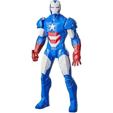 Boneco Olympus Marvel Homem De Ferro Patriota - F0777 - Hasbro