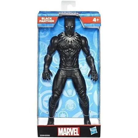 Boneco Pantera Negra 25 cm Action Figure - Hasbro E5581