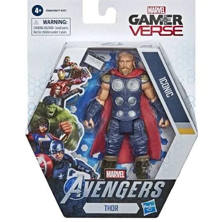 Boneco Vingadores Game Verse Thor Ref.E9868 Hasbro
