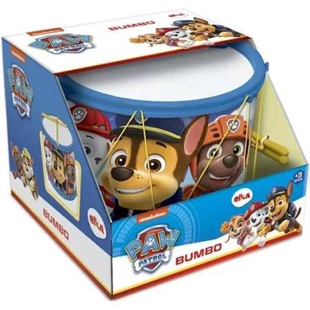 Brinquedo Bumbo Infantil Patrulha Canina - 1141 Elka Brinquedos