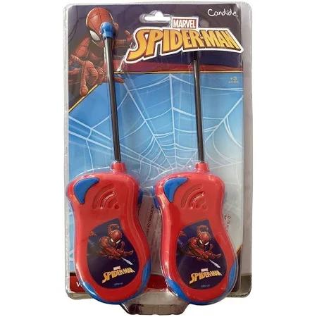 Brinquedo Infantil Walkie Talkie Homem Aranha - 5860 Candide