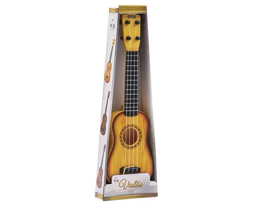 Brinquedo Violão Music Plast - Pi3392 Pica Pau