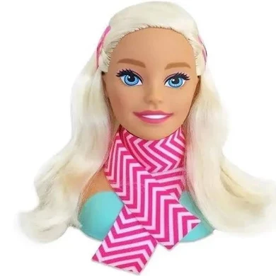 Busto Barbie Styling Head 1255 Pupee