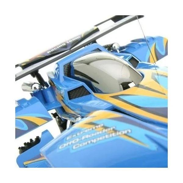 Carro Controle Remoto Extreme Garagem Azul - 6433 Candide