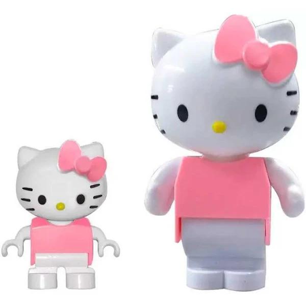 Coleção Hello Kitty Com Blocos - 0205 Monte Líbano