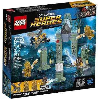 Combate De Atlantis Ref.76085 Lego