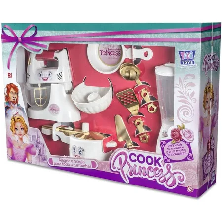 Cook Princess - 7865 Zuca Toys