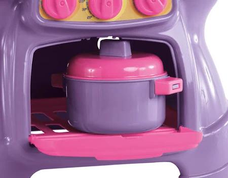 Cozinha Mini Chef Rosa Com Água - 317 Calesita