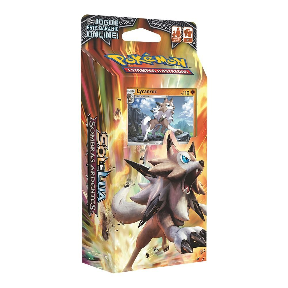 Deck Pokemon Sol Copag