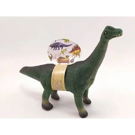 Dinossauro Apatossauro de Vinil 38cm - Vb170 DB Play Jurassic