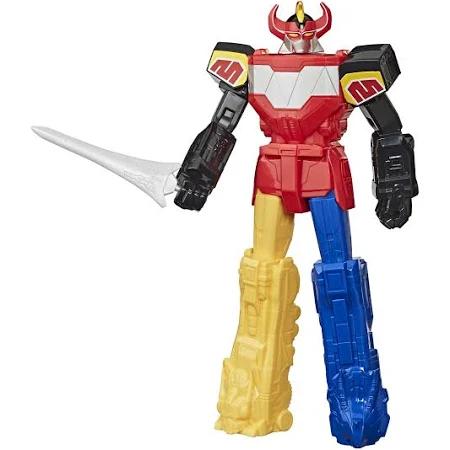 Figura Power Rangers Megazord Básico - E7704 -Hasbro