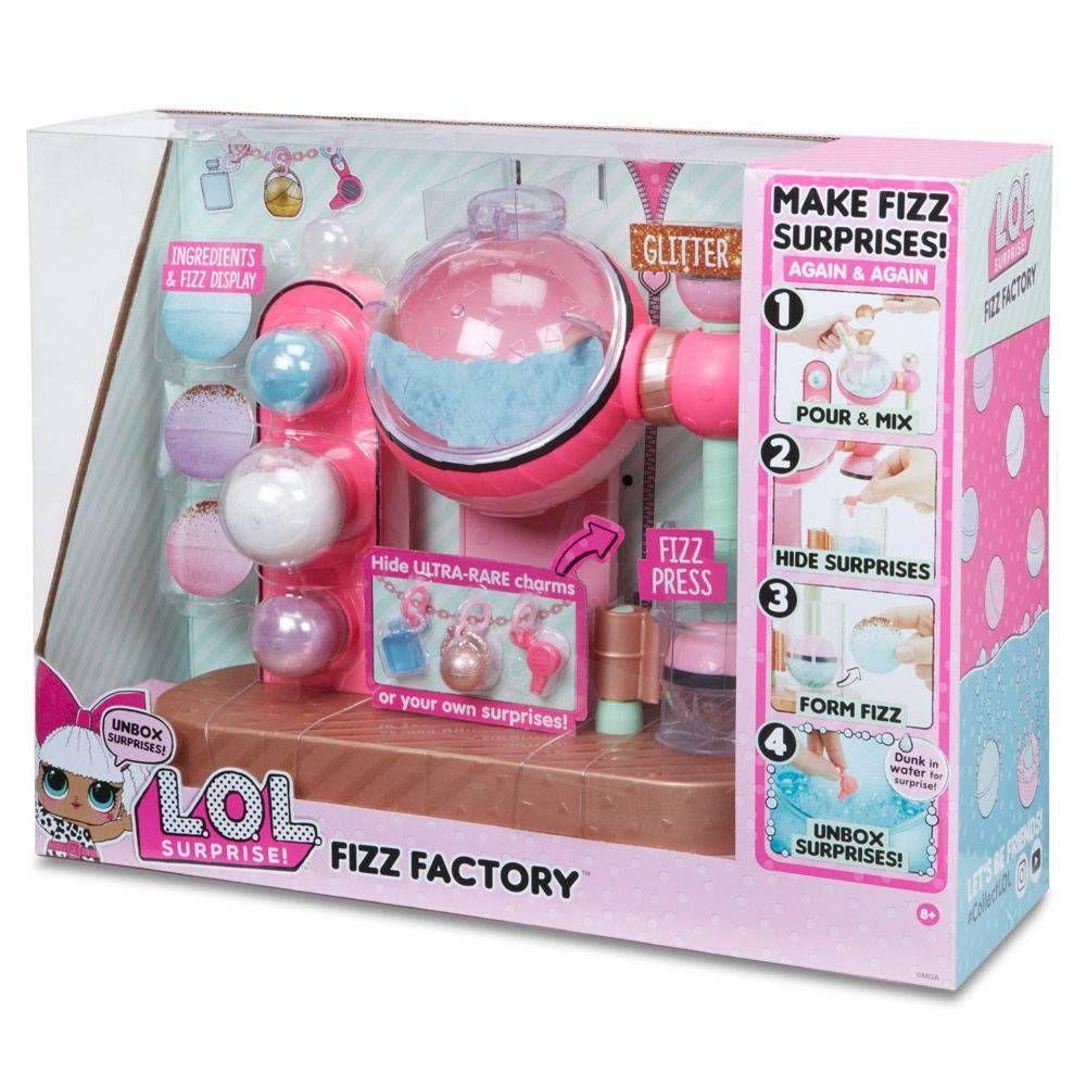 Fizz Factory Ref.8903 Candide