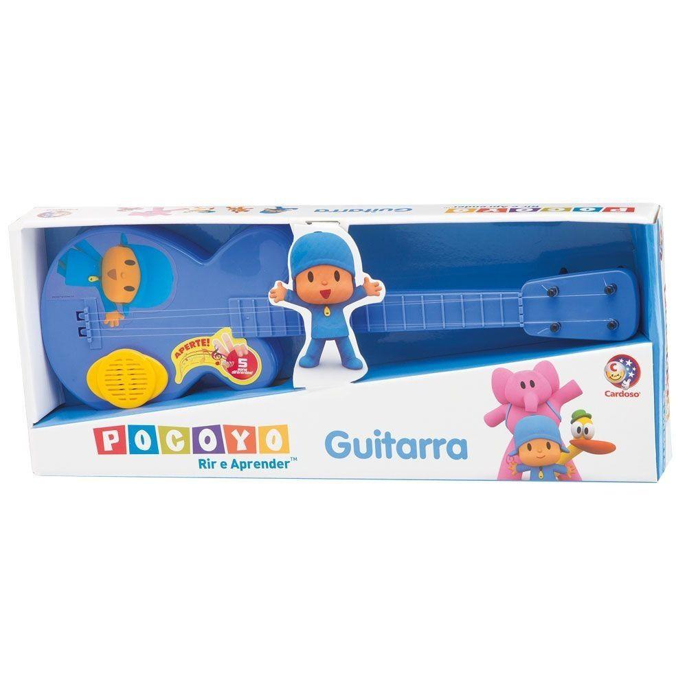 Guitarra Pocoyo Ref. 272 Cardoso