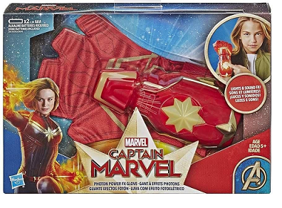 Hasbro Disney Capita Marvel Acessorio Luva E3609