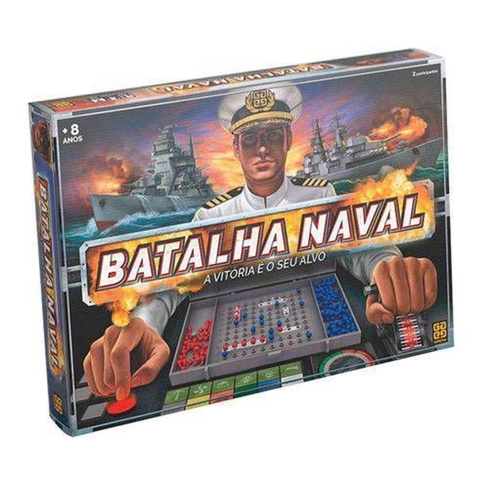Jogo Batalha Naval A Vitória é o Seu Alvo - Grow