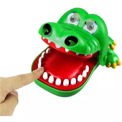 Jogo Croc Croc Morde o Dedo - R3001 Bbr