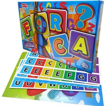 Jogo da Forca Super Jogos - 7173.1 Pais E Filhos