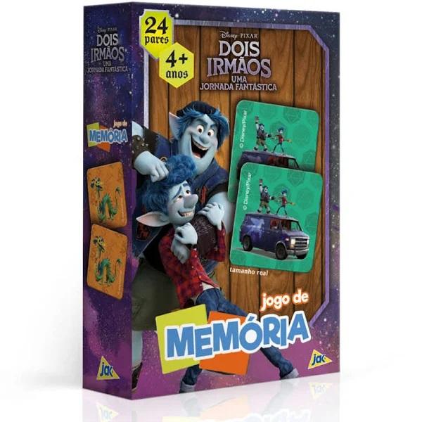 Jogo da Memoria Dois Irmaos - 2679 Toyster