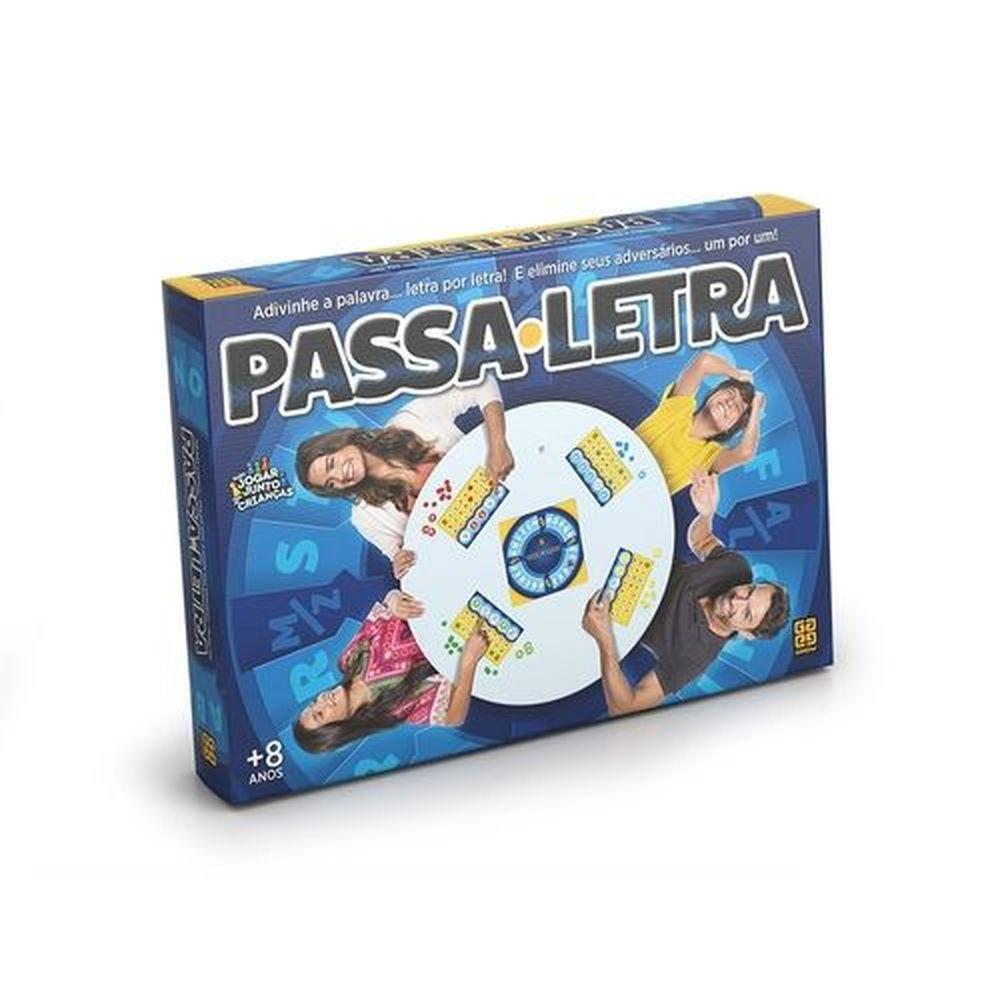 Jogo De Tabuleiro Passaletra