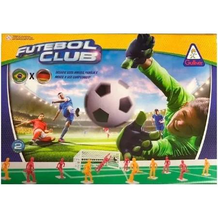 Jogo Futebol Clube Brasil X Alemanha - 1901 Gulliver