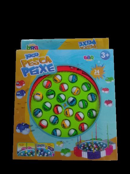 Jogo Pesca Peixe - R3002 Bbr