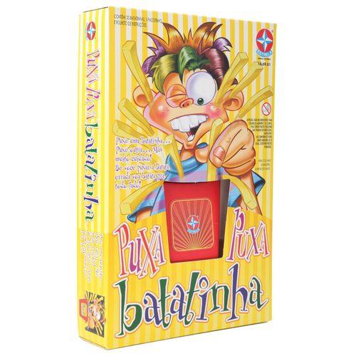 Jogo Puxa Puxa Batatinha Ref. 1001616900032 Estrela