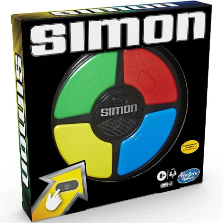 Jogo Simon Classico Ref.E9383 Hasbro