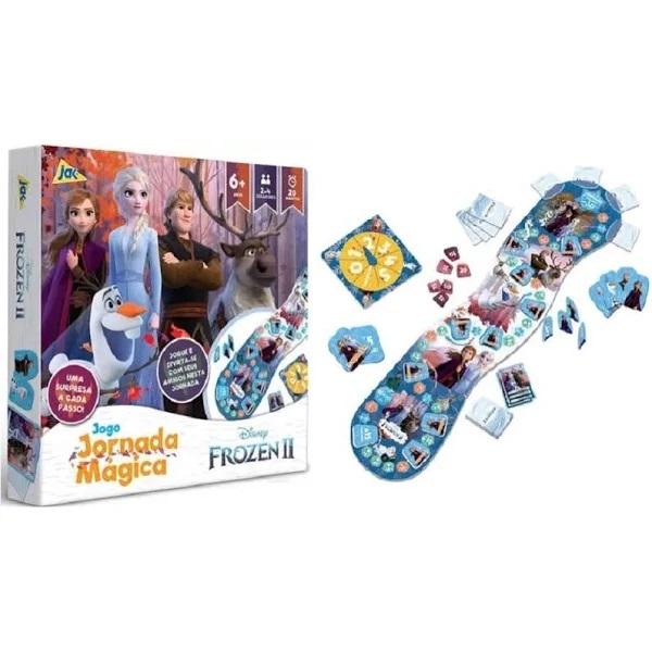Jornada Magica Frozen - 2672 Toyster