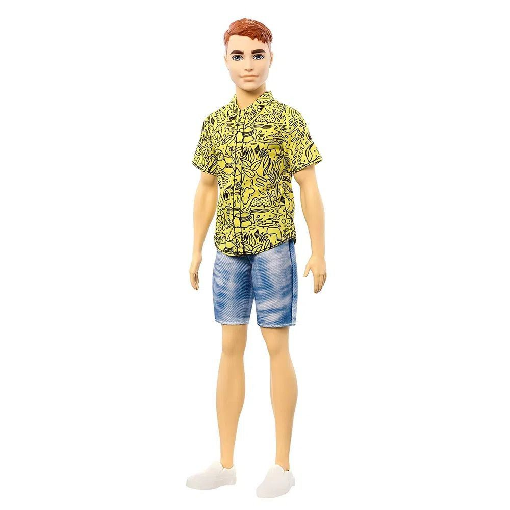 Ken Fashionista Ref.Ghw67 Mattel