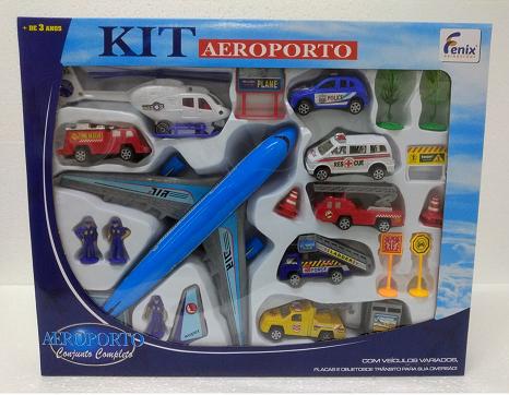 Kit Aeroporto G Ref. 7788-8 Fenix