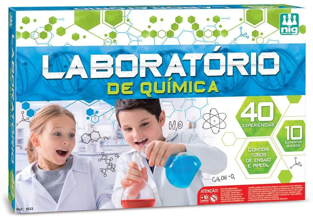 Laboratorio De Quimica Ref. 1633 Nig