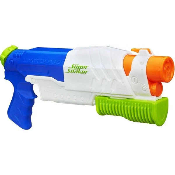 Lança Agua Nerf Soaker Scater - A5832 Hasbro
