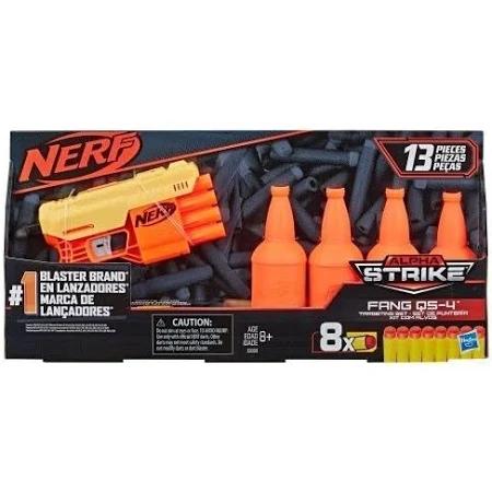 Lanca Dardos Alpha Fang C/ Target Ref.E8309 Hasbro