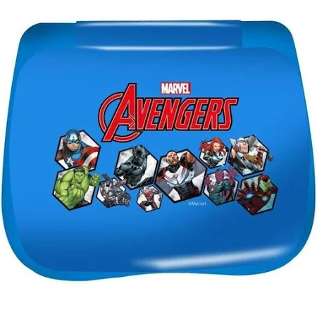 Lap Top Infantil Avengers Bilingue - 5862 Candide