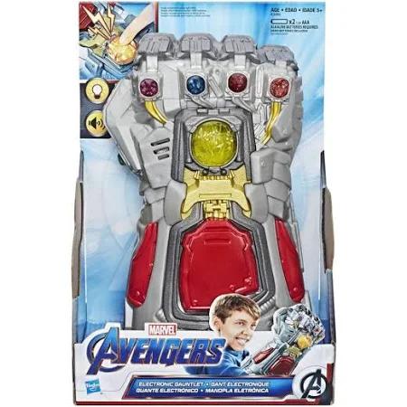 Marvel Manopla Thanos Eletronica Ref.E3385 Hasbro