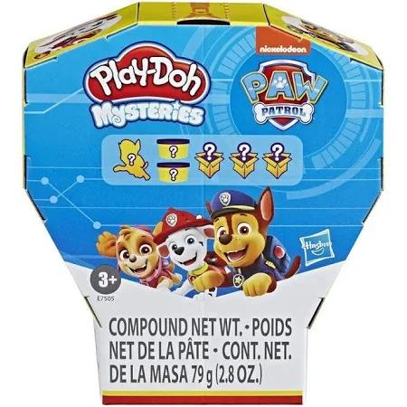 Massinha Play Doh Mysteries Patrulha Canina - Hasbro E7505