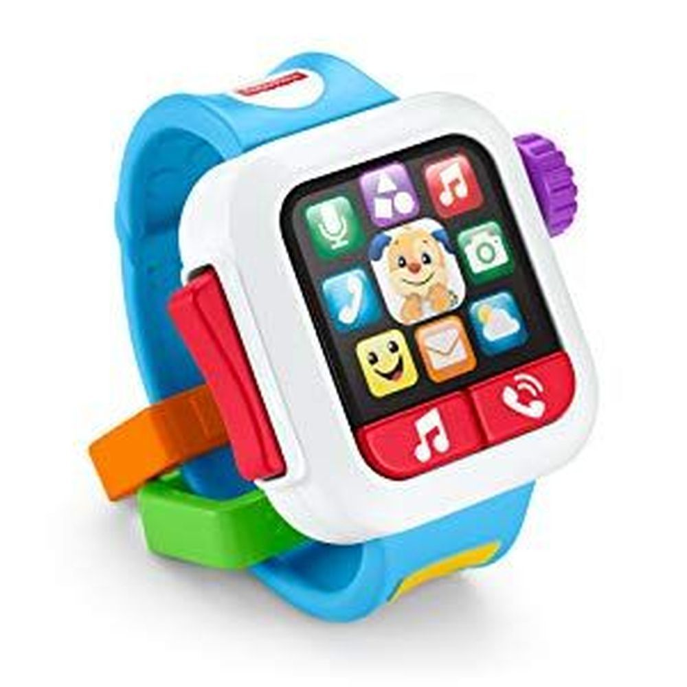Meu primeiro smartwatch - Fisher Price