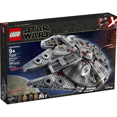 Millennium Falcon Ref.75257 Lego
