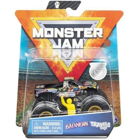 Monster Jam Badnews Travels Ref.2025 Sunny