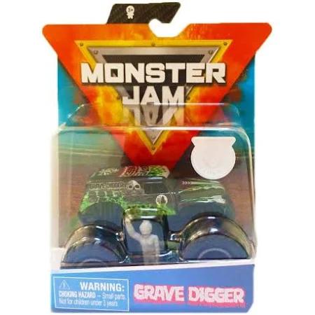 Monster Jam Grave Digger Ref.2025 Sunny