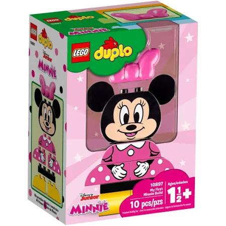 O Meu Primeiro Modelo Da Minnie Ref.10897 Lego