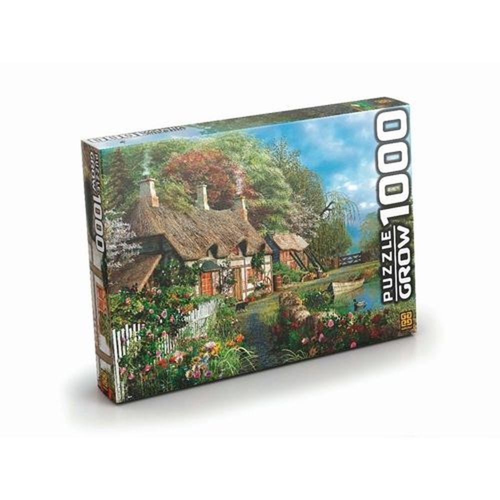 P1000 Casa No Lago Ref. 02963 Grow