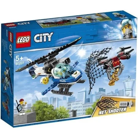 Perseguicao De Drone Ref.60207 Lego