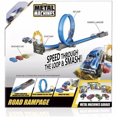 Pista Metal Machines Road Rampage - 8701 Candide