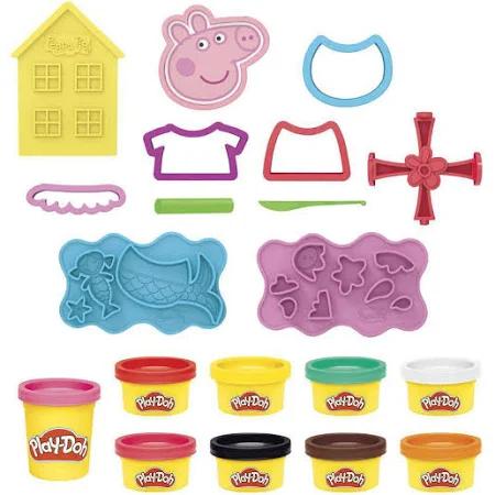 Play Doh Contos Da Peppa Pig - F1497 - Hasbro