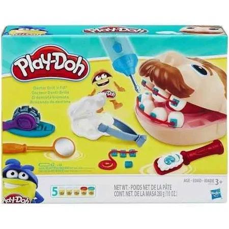 Play Doh Massinha Dentista Ref.B5520 Hasbro