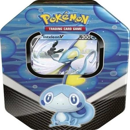 Pokemon Latas Parceiros De Galar Ref.90729 Copag